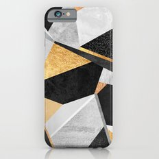 Geometry / Gold iPhone 6s Slim Case