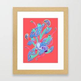 Alien Organisms 19 Framed Art Print