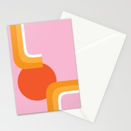 Rolling Sun Stationery Cards