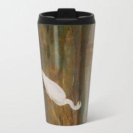 Marshland vs Man Travel Mug