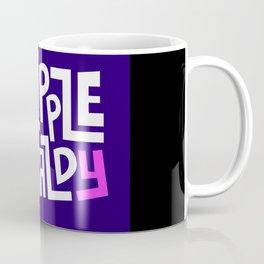 Cripple & Baldy Logo Option 01 Coffee Mug