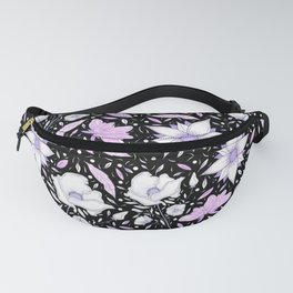 Forest flowers Fanny Pack