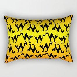 Cat pattern Rectangular Pillow