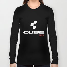 Mtb Cube Cannondale Giant Specialized  Cycling Long Sleeve T-shirt