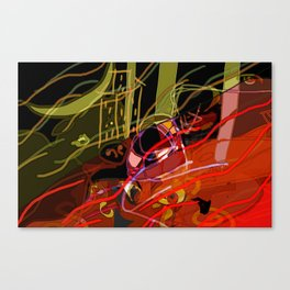 Camborio 2 Canvas Print