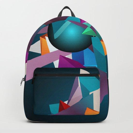 3D Geometric Backpack