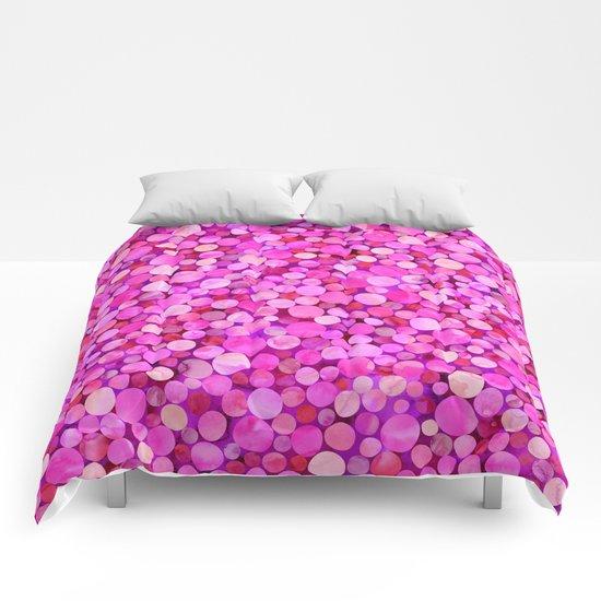 Confetti Pattern 01 Comforters