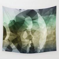 interstellar Wall Tapestries featuring Interstellar by Nirvana.K