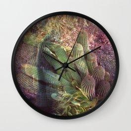 Prickles Wall Clock
