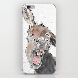 Donkey Delight! iPhone Skin