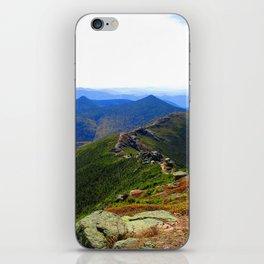 Franconia Ridge iPhone Skin