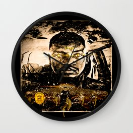 Men of Honor 01: KTJ 08 Wall Clock