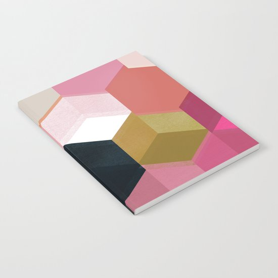 colour + pattern 17 Notebook