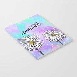 Namaste Daisies Notebook