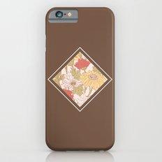 Floribus Quadratum iPhone 6s Slim Case