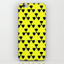 Radiation Pattern iPhone Skin