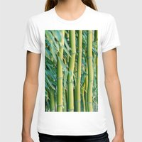 bamboo T-shirts featuring Bamboo by Laura Ruth