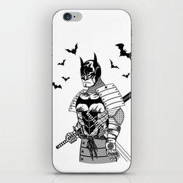 Dark Shogun iPhone Skin