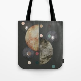 FUTURE UNIVERSE DARK Tote Bag