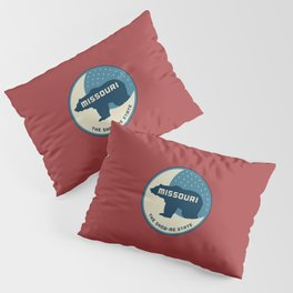 Missouri - Redesigning The States Series Pillow Sham