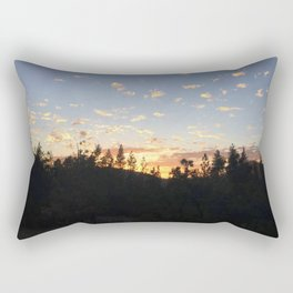 Home and the Horizon Rectangular Pillow