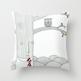 Evaluation Throw Pillow