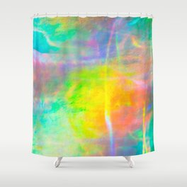 Prisms Play Of Light 1 Shower Curtain