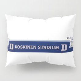Koskinen Stadium Pillow Sham