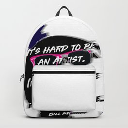Hard to Be Backpack