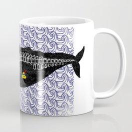 Whale anatomy Coffee Mug