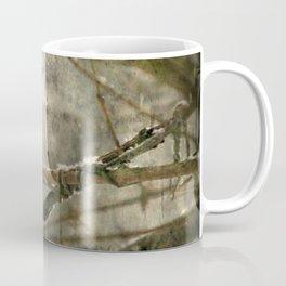 Winter in my garden Coffee Mug