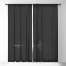 The lost world III Blackout Curtain