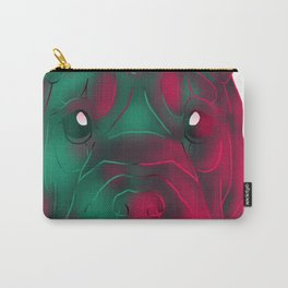Techno Sharpei Carry-All Pouch