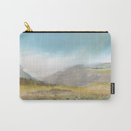 Monashee Mountains Carry-All Pouch