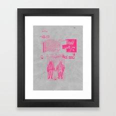 NIHILISTINH Framed Art Print