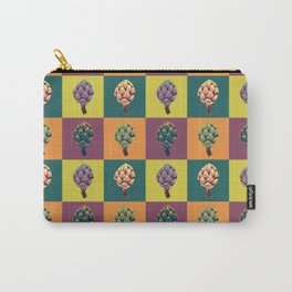 Artichoke Artichoke Artichoke Artichoke Carry-All Pouch