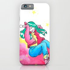 Pink Girl Slim Case iPhone 6s