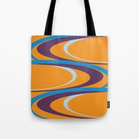 carnival Tote Bags featuring Carnival by Ramon J Butler-Martinez