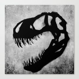 T-Rex The Tyrant King Canvas Print
