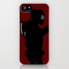 Isaac - Dead Space iPhone Case