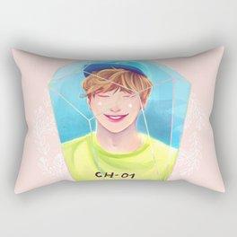 To Be one (Daniel ver.) Rectangular Pillow