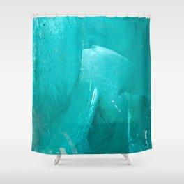 Turquoise Stone #1 #gem #decor #art #society6 Shower Curtain