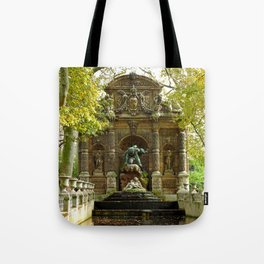 The Medici Fountain Tote Bag