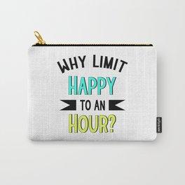 Cocktail Mixer Bartender Bar Drunk Carry-All Pouch