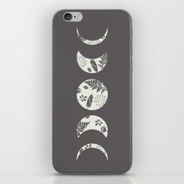 Lunar Nature iPhone Skin