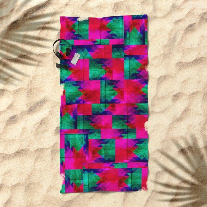 One:1 Beach Towel