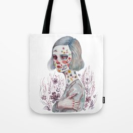 Murder Murder Tote Bag