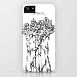 Göteborg iPhone Case