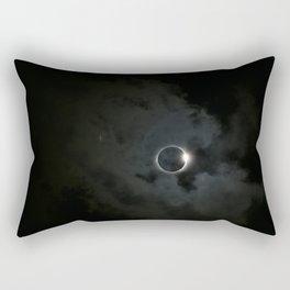 Eclipse 2017 Rectangular Pillow