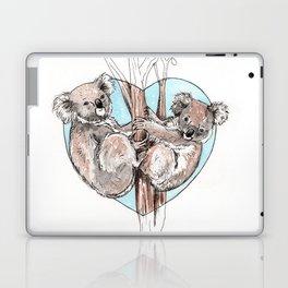 koala love Laptop & iPad Skin